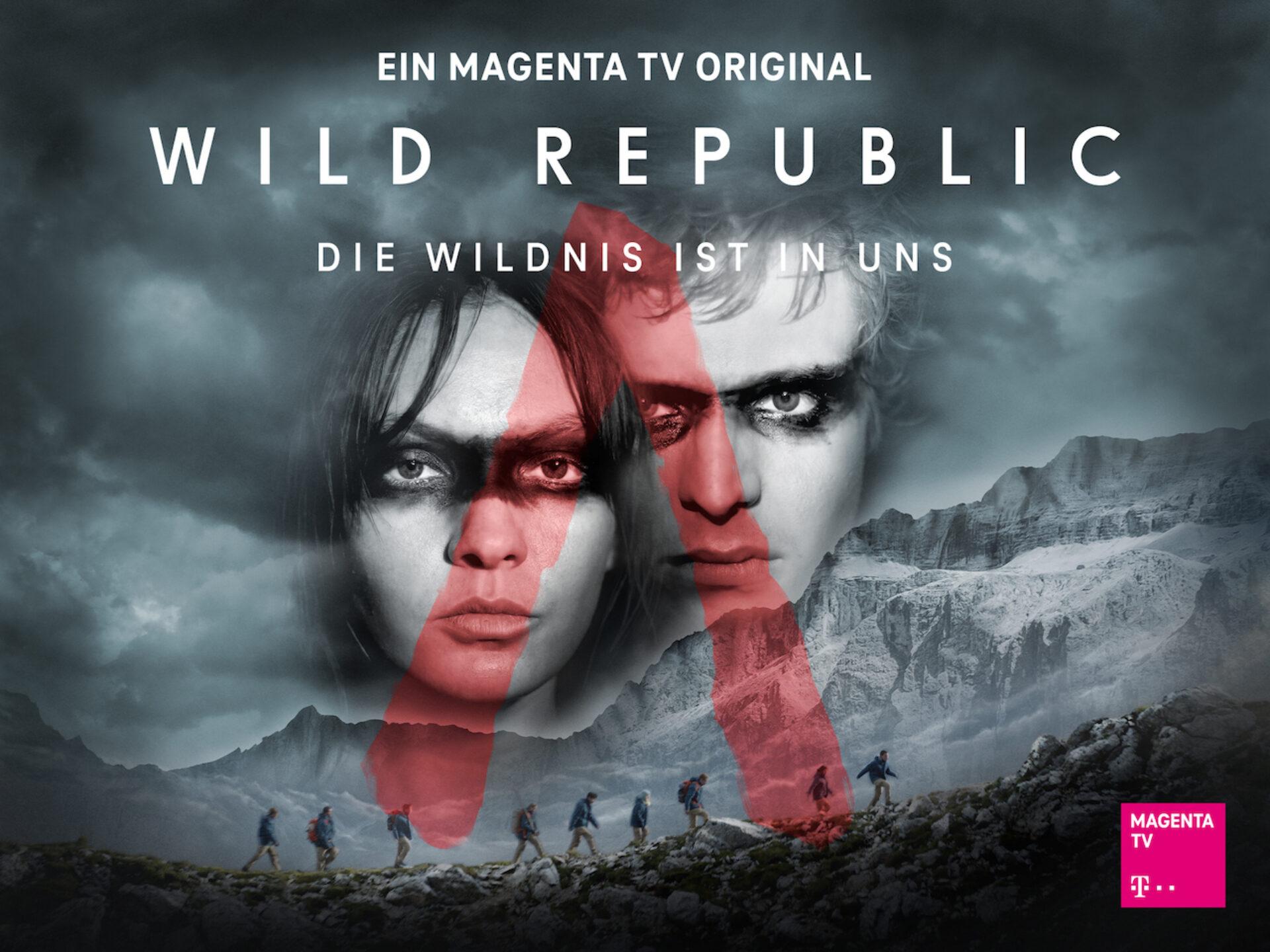Artwork Serie Wild Republic MagentaTV Copyright Deutsche Telekom