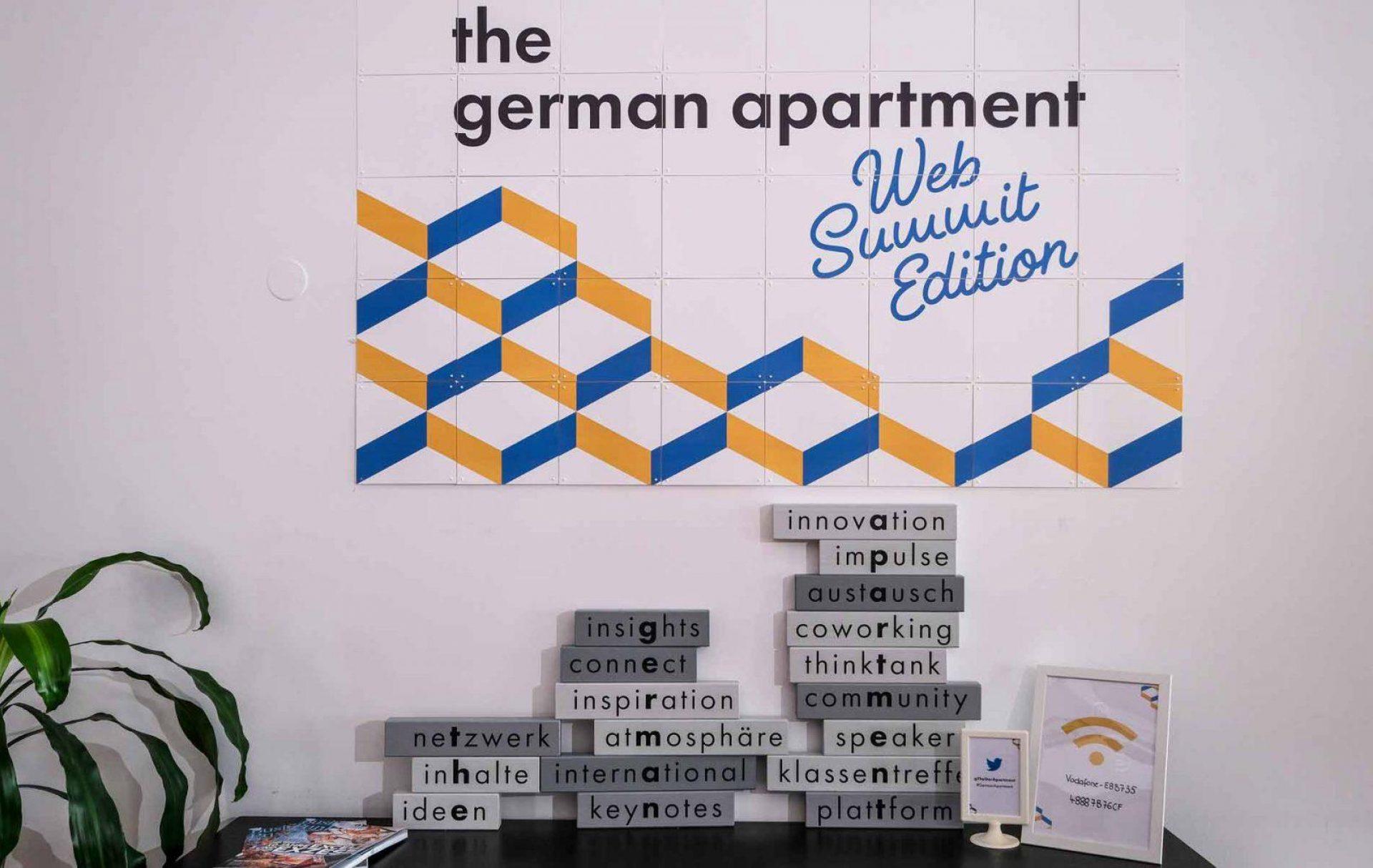 Branding German Apartment