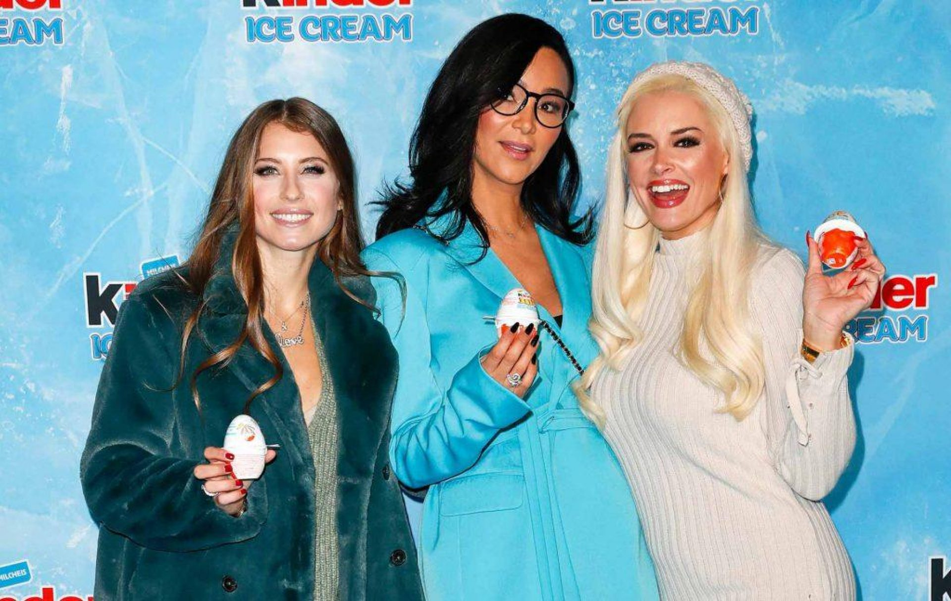 Frozen Store Kinder Eis Eiszeit Cathy Hummels Verona Pooth Daniela Katzenberger