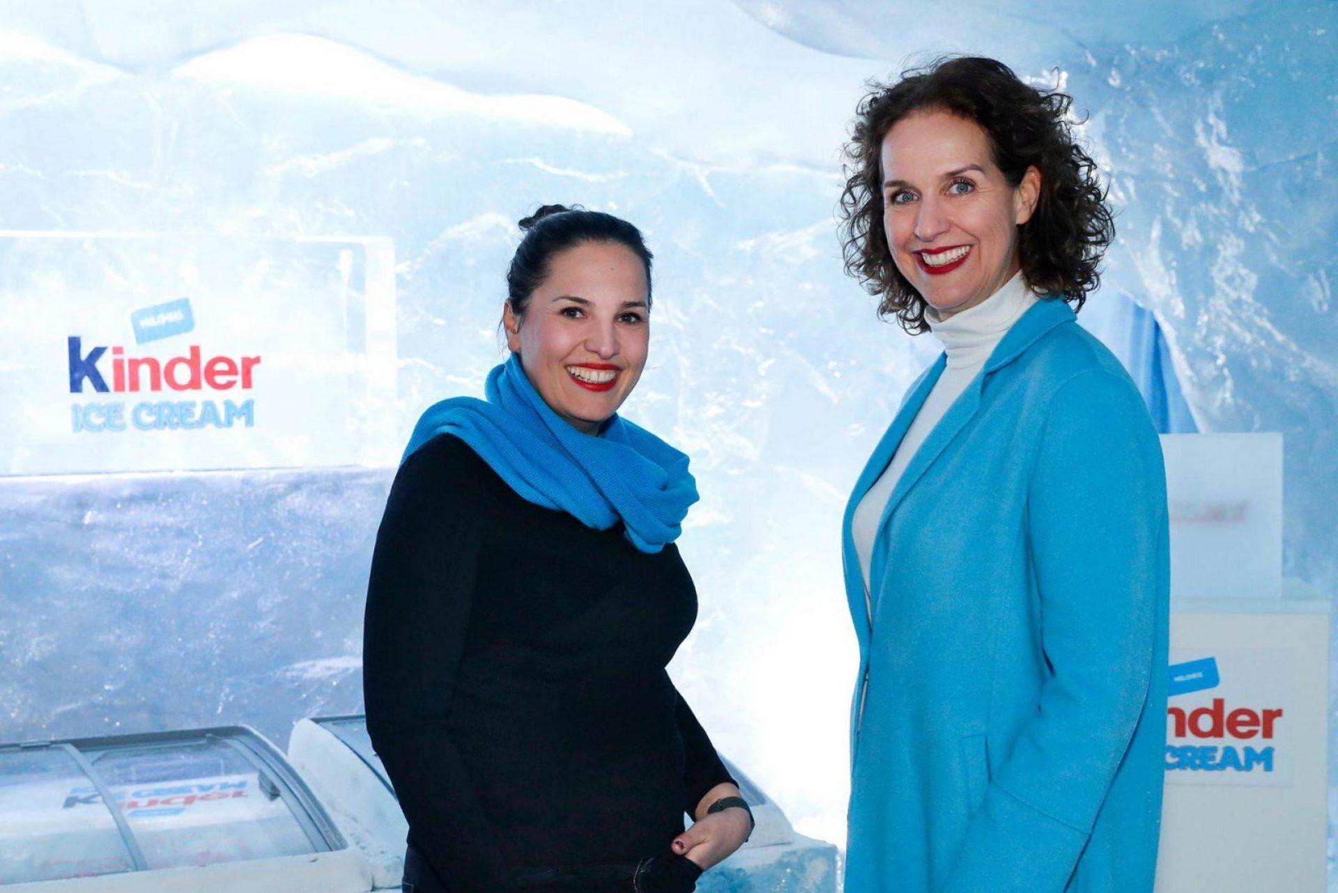 Frozen Store Kinder Eis Eiszeot Eugenia Lagemann fischer Appelt Christiane Haasis Unilever