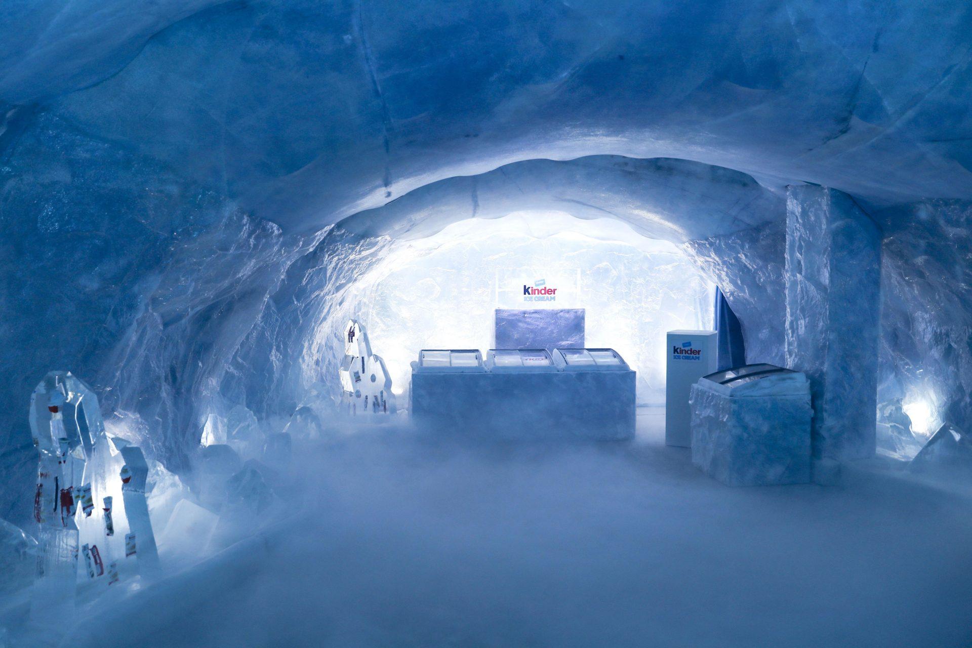 Frozen Store Kinder Eis Eiszeit