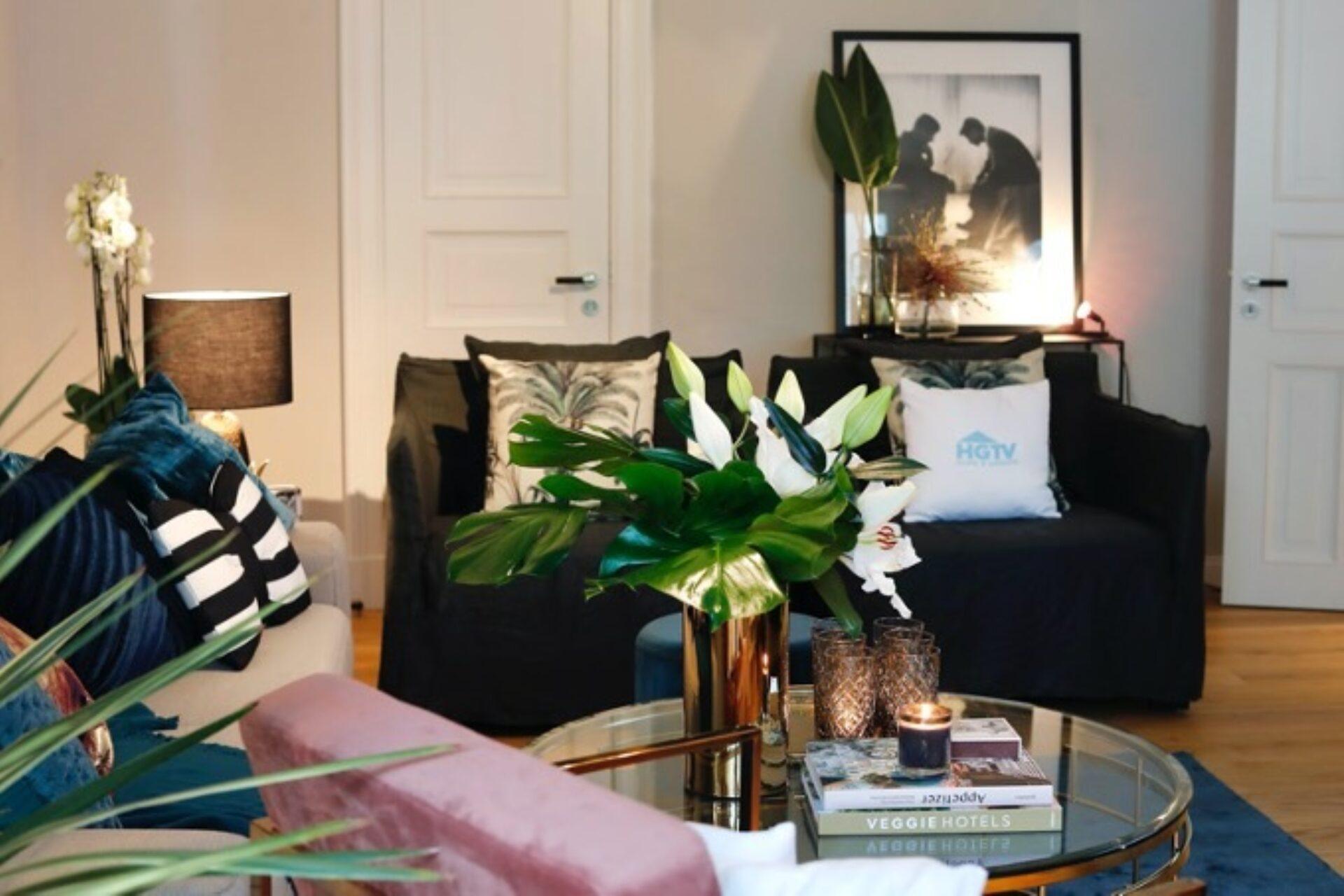 Home & Garden TV Event Hamburg Apartment