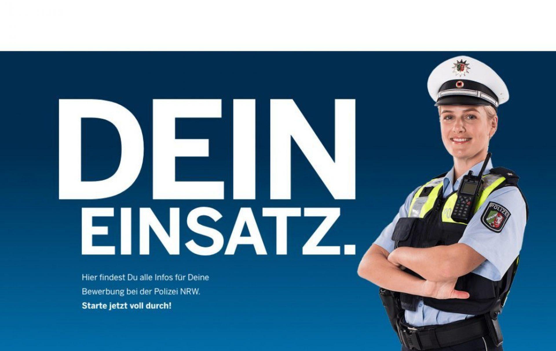 Polizeiberuf Nrw Bewerbung Ausbildung Test 3