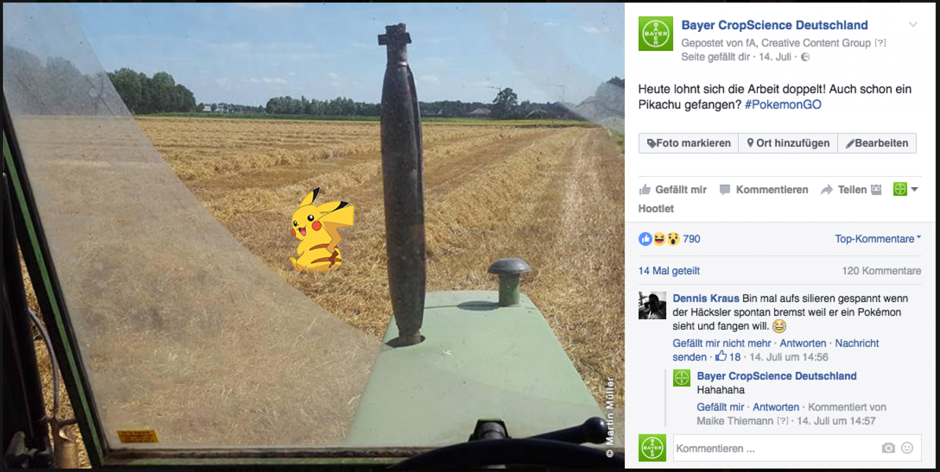 Experience agriculture digitally