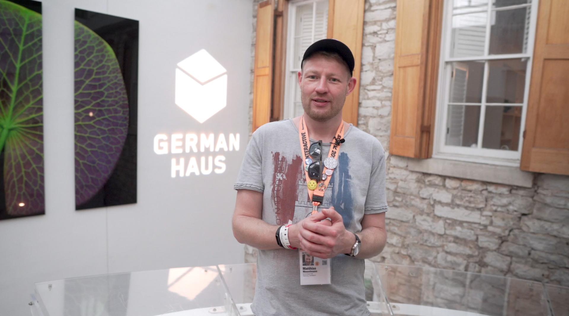 Fischer Appelt SXSW 2019 German Haus