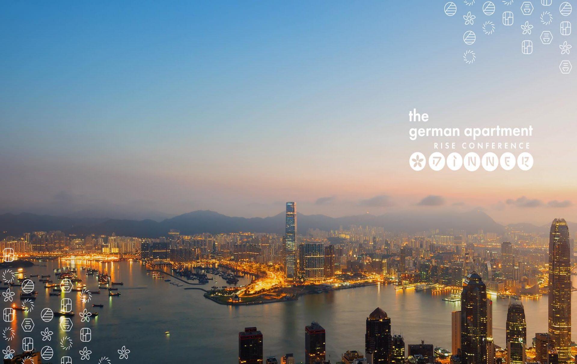 Fischer Appelt German Apartment Hongkong Skyline