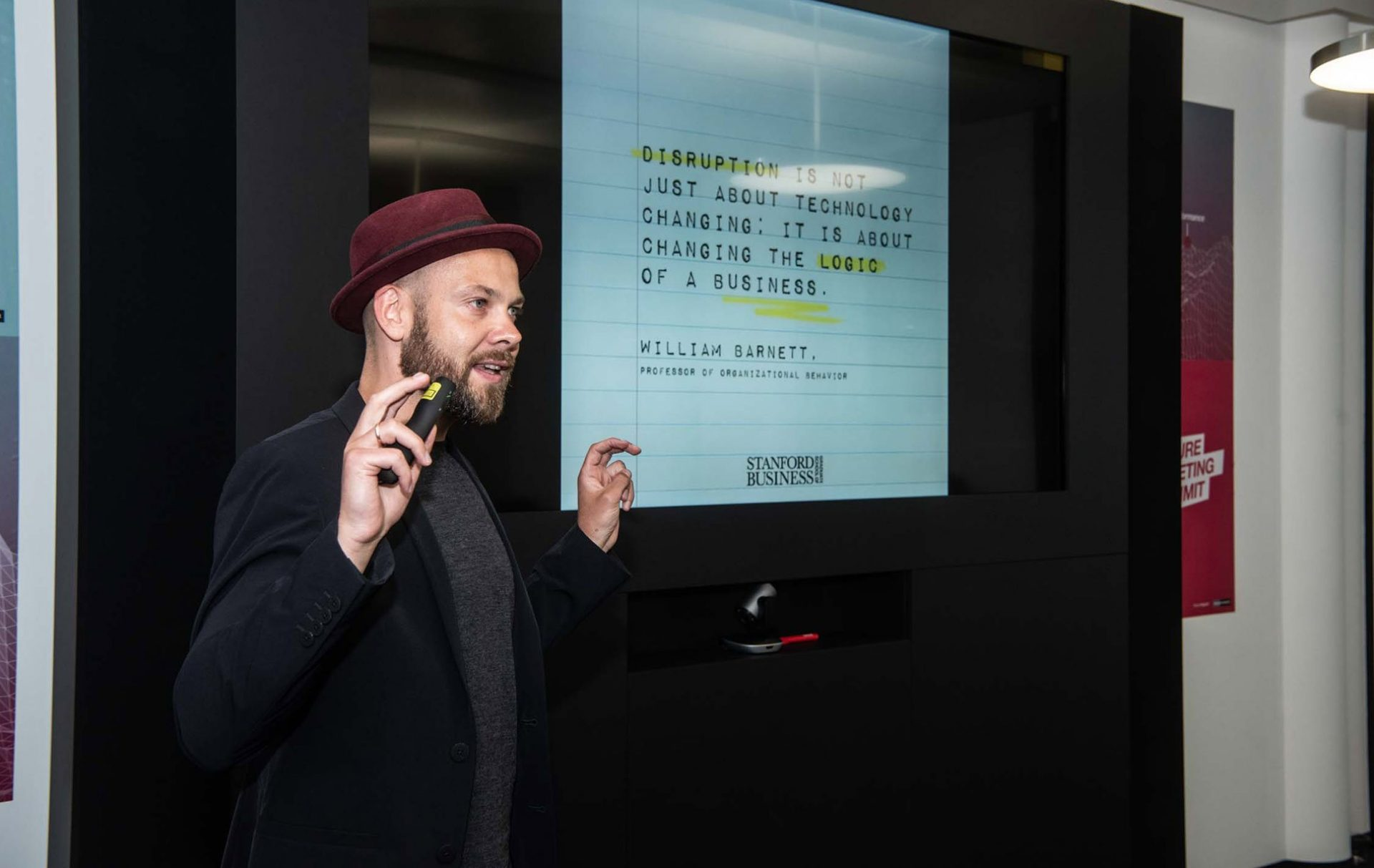 Fischerappelt future marketing summit Christian Wehner SAP