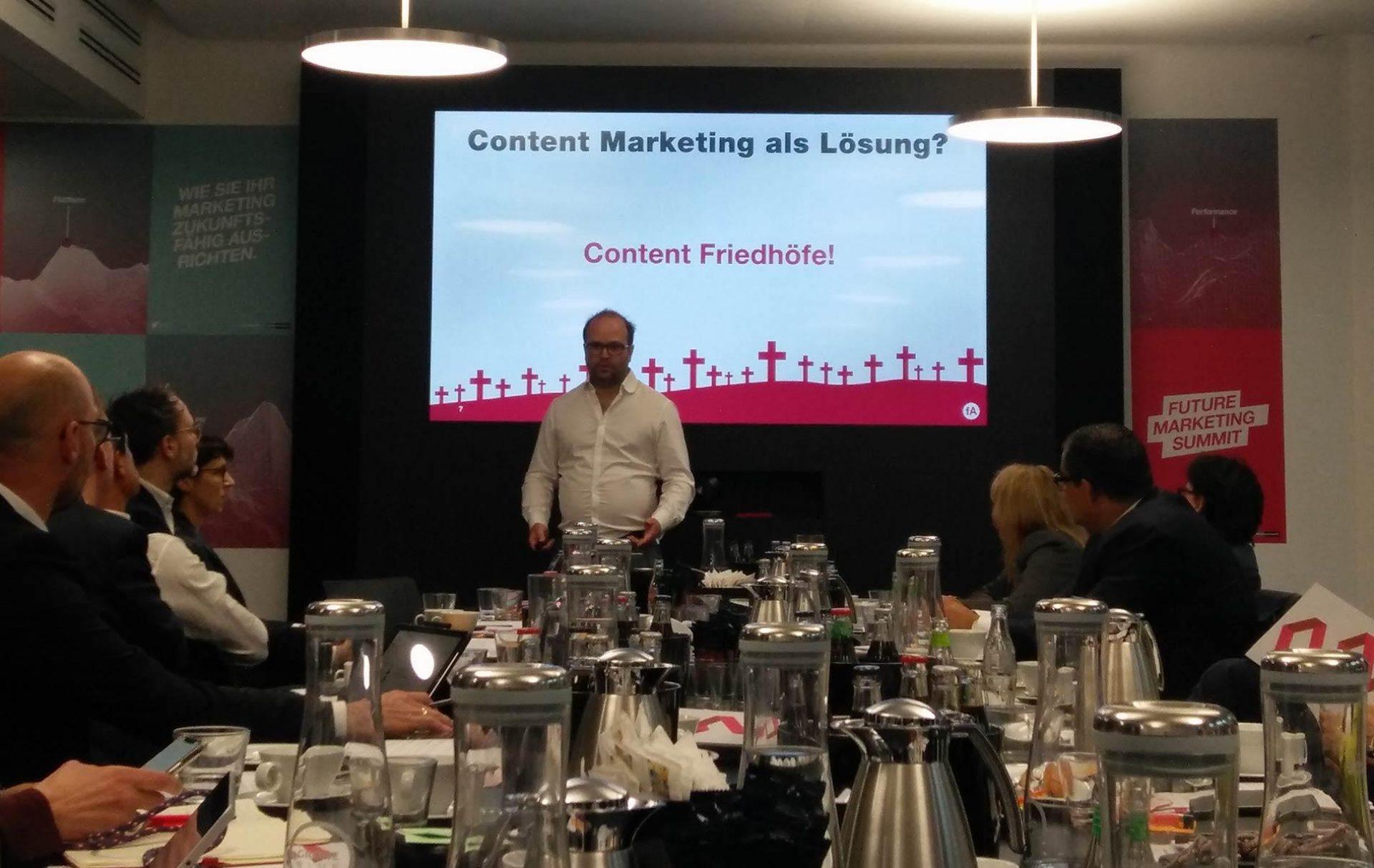 Fischerappelt future marketing summit Pascal Volz