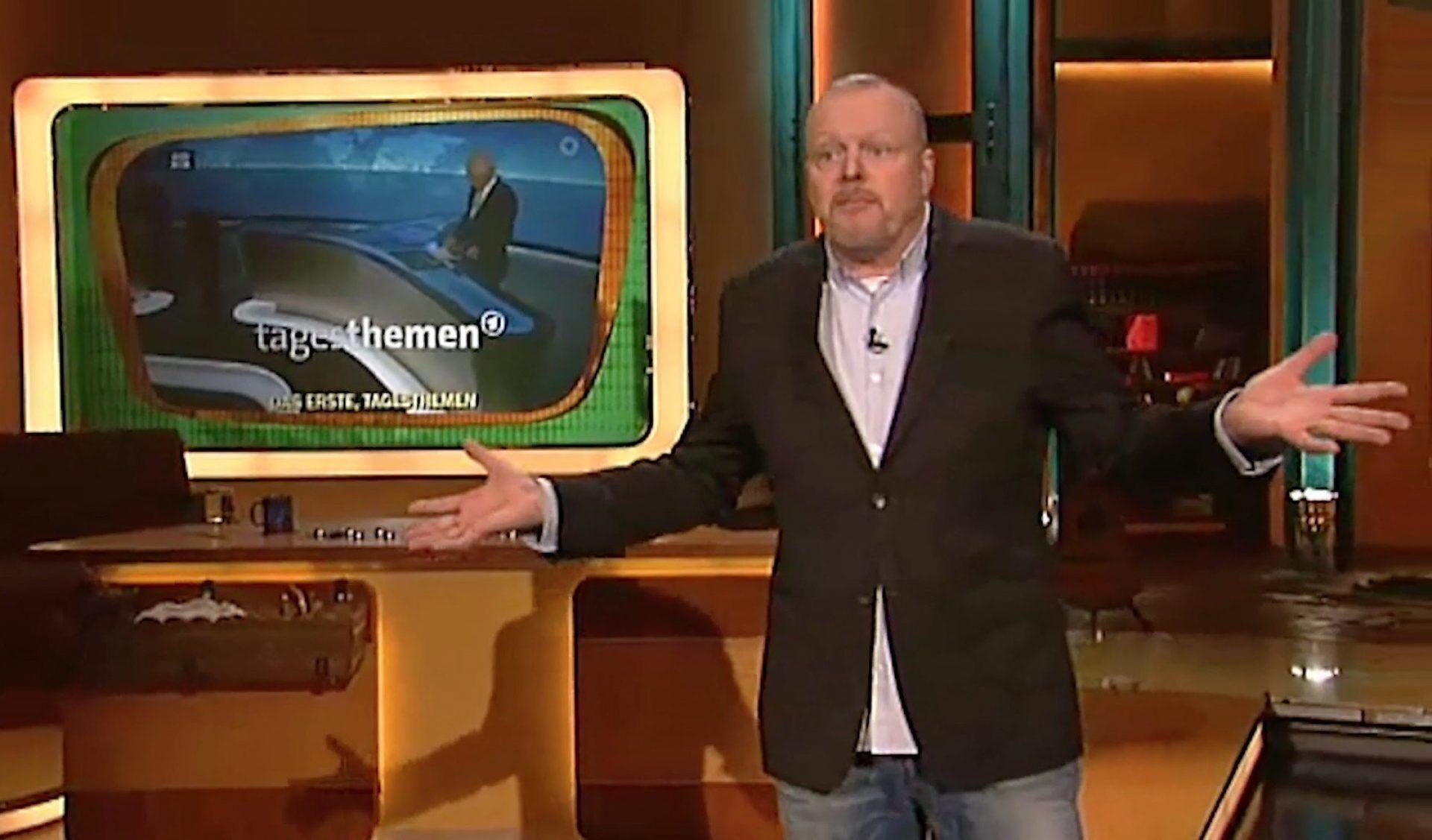 Fischer Appelt Tagesschau Stefan Raab